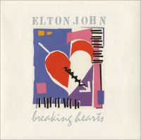Cover Elton John - Breaking Hearts (Ain't What It Used To Be)