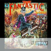 Cover Elton John - Captain Fantastic And The Brown Dirt Cowboy