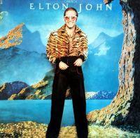 Cover Elton John - Caribou