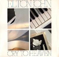 Cover Elton John - Cry To Heaven