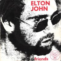 Cover Elton John - Friends