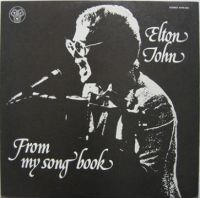Cover Elton John - From My Songbook