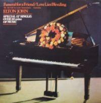 Cover Elton John - Funeral For A Friend (Love Lies Bleeding)