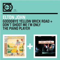 Cover Elton John - Goodbye Yellow Brick Road + Don't Shoot Me I'm Only The Piano Player