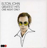 Cover Elton John - Greatest Hits - One Night Only