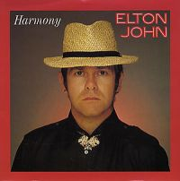 Cover Elton John - Harmony