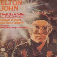 Cover Elton John - I Feel Like A Bullet (In The Gun Of Robert Ford)