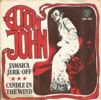Cover Elton John - Jamaica Jerk-off