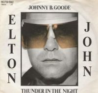 Cover Elton John - Johnny B. Goode