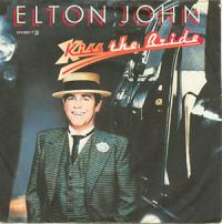 Cover Elton John - Kiss The Bride