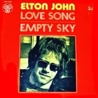 Cover Elton John - Love Song