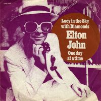 Cover Elton John - Lucy In The Sky With Diamonds
