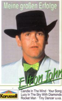 Cover Elton John - Meine großen Erfolge