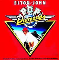 Cover Elton John - Pop Diamonds