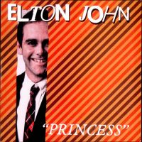Cover Elton John - Princess
