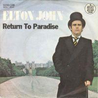 Cover Elton John - Return To Paradise