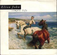 Cover Elton John - Simple Life