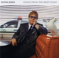 Cover Elton John - Songs From The West Coast