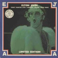 Cover Elton John - Sweet Painted Lady