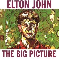 Cover Elton John - The Big Picture