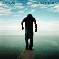 Cover Elton John - The Diving Board
