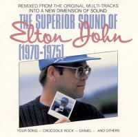 Cover Elton John - The Superior Sound Of Elton John (1970-1975)