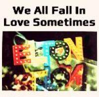 Cover Elton John - We All Fall In Love Sometimes