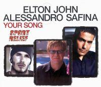 Cover Elton John & Alessandro Safina - Your Song