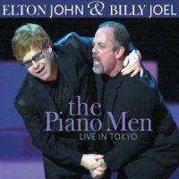 Cover Elton John & Billy Joel - The Piano Men - Live In Tokyo