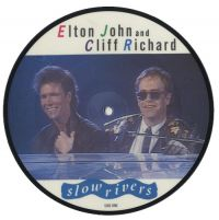 Cover Elton John & Cliff Richard - Slow Rivers