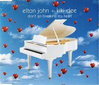 Cover Elton John & Kiki Dee - Don't Go Breaking My Heart (Live)
