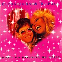 Cover Elton John & RuPaul - Don't Go Breaking My Heart