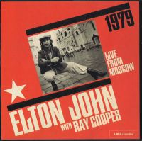 Cover Elton John with Ray Cooper - Live From Moscow 1979