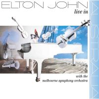 Cover Elton John with The Melbourne Symphony Orchestra - Live In Australia