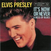 Cover Elvis Presley - It's Now Or Never