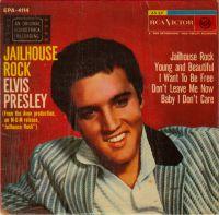Cover Elvis Presley - Jailhouse Rock