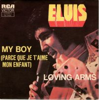 Cover Elvis Presley - My Boy