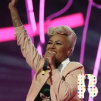 Cover Emeli Sandé - Clown / Next To Me (Live From The BRITs 2013)