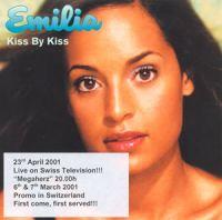 Cover Emilia - Kiss By Kiss