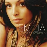 Cover Emilia - You're My World