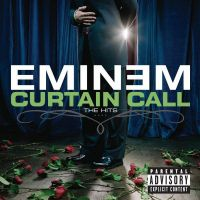 Cover Eminem - Curtain Call - The Hits