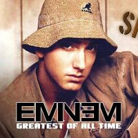 Cover Eminem - Greatest Of All Time