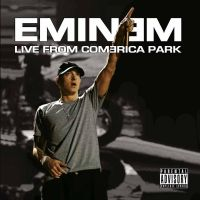 Cover Eminem - Live From Comerica Park