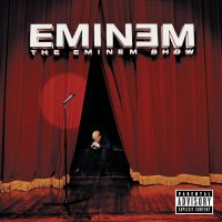 Cover Eminem - The Eminem Show