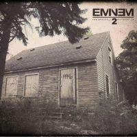 Cover Eminem - The Marshall Mathers LP 2