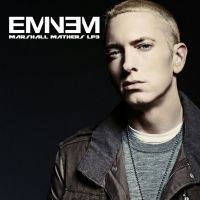 Cover Eminem - The Marshall Mathers LP 3