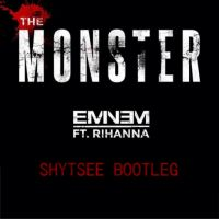 Cover Eminem feat. Rihanna - The Monster