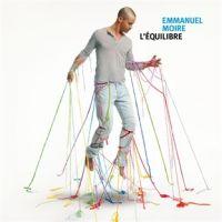 Cover Emmanuel Moire - L'équilibre