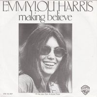 Cover Emmylou Harris - Making Believe
