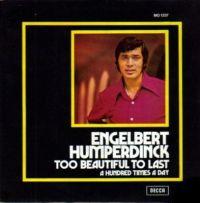 Cover Engelbert Humperdinck - Too Beautiful To Last
